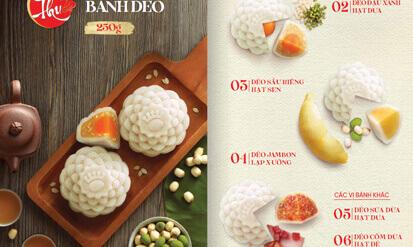 Bánh Dẻo Bánh Trung Thu Kinh Đô