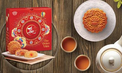 Bánh Nướng 2 Trứng ĐB Bánh Trung Thu Kinh Đô (230gr)