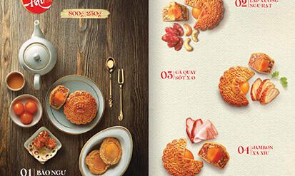 Bánh Nướng 1 Trứng Bánh Trung Thu Kinh Đô (150gr)